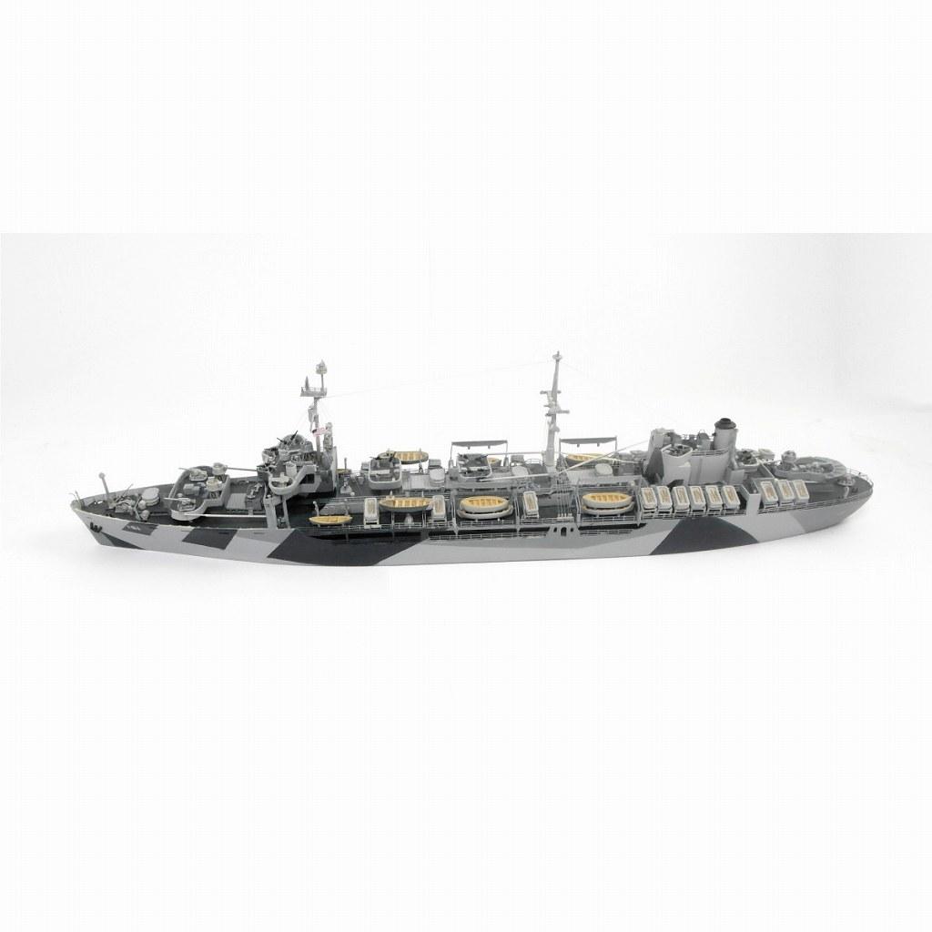 7108 米海軍 兵員輸送艦 AP-151 ジェネラル W・C・ラングフィット General W.C.Langfitt AP-151 1944