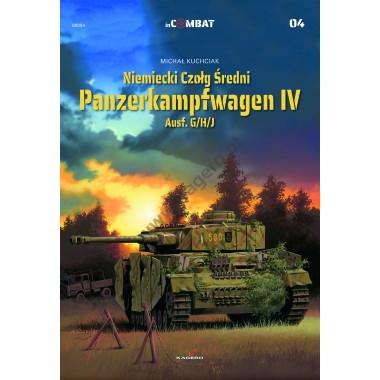 【新製品】88004 IN COMBAT 04 IV号戦車G/H/J型