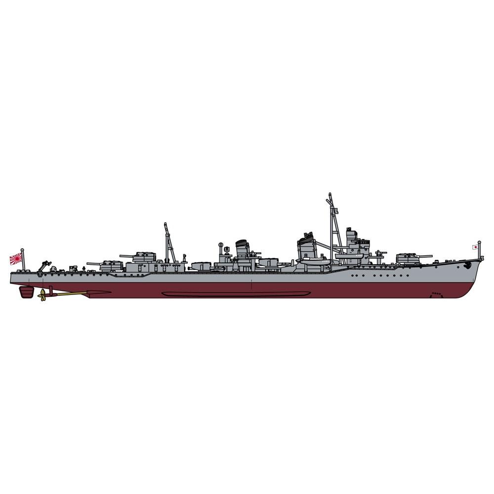 CH126 日本海軍 駆逐艦 峯雲(朝潮型) フルハルスペシャル
