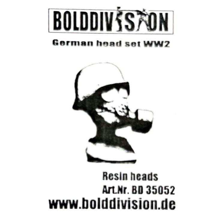 【新製品】35052 WWII ドイツ兵 ヘッドセット