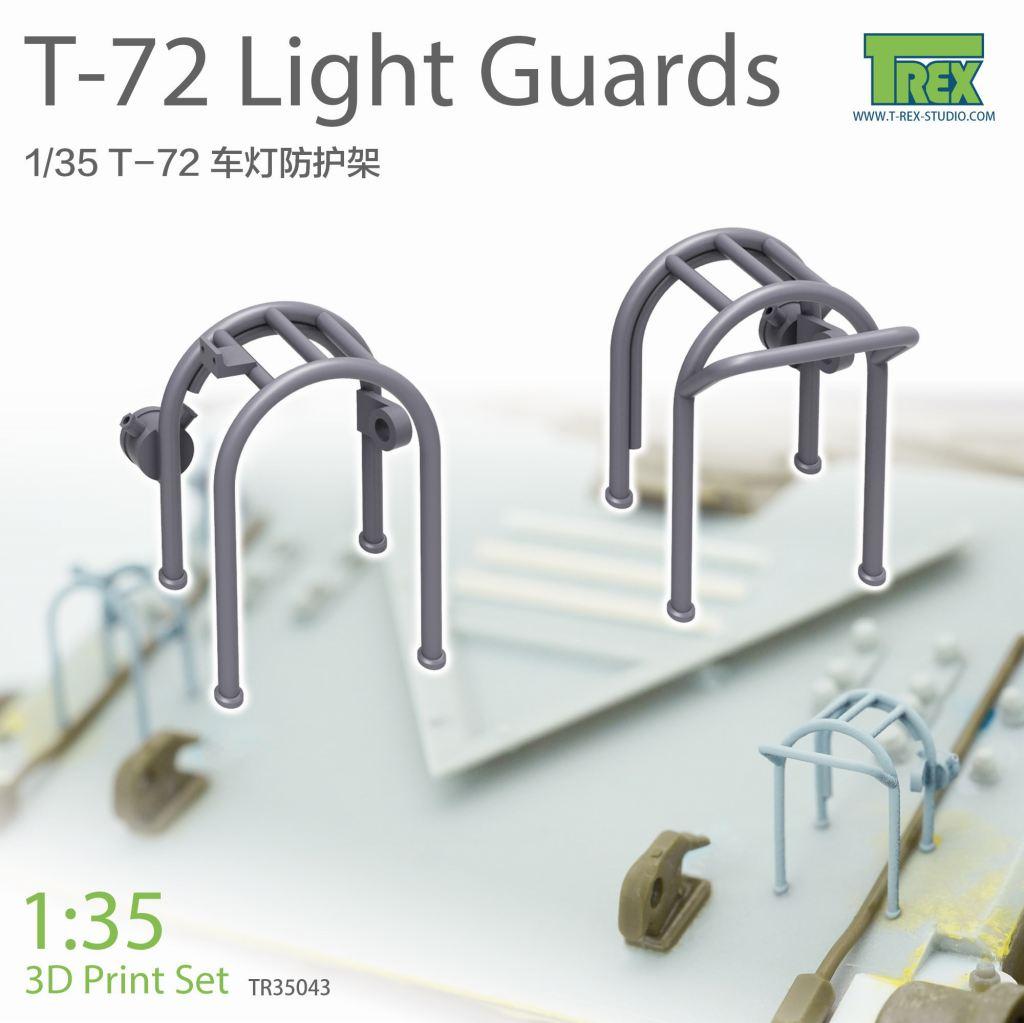 TR35043 T-72 ライトガードセット 【ネコポス不可】