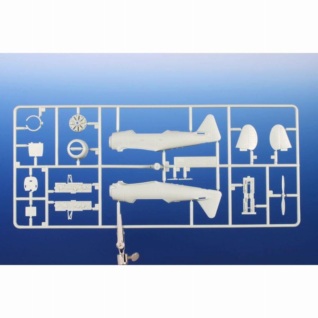 【新製品】72447 ハーヴァード Mk.II/IIA/IIB「イギリス連邦練習機」