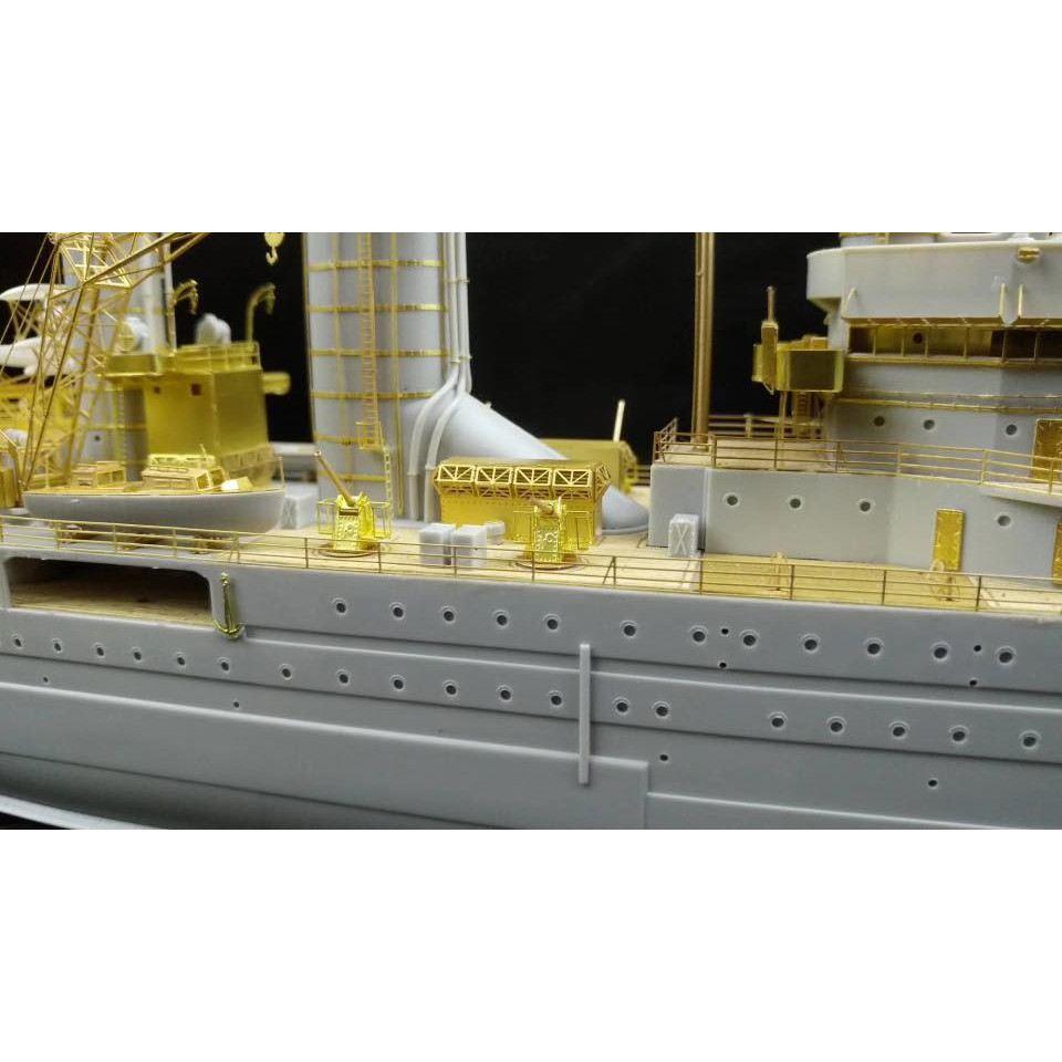 【新製品】S350004 英国海軍 重巡洋艦 エクセター 1939 スーパーディテール