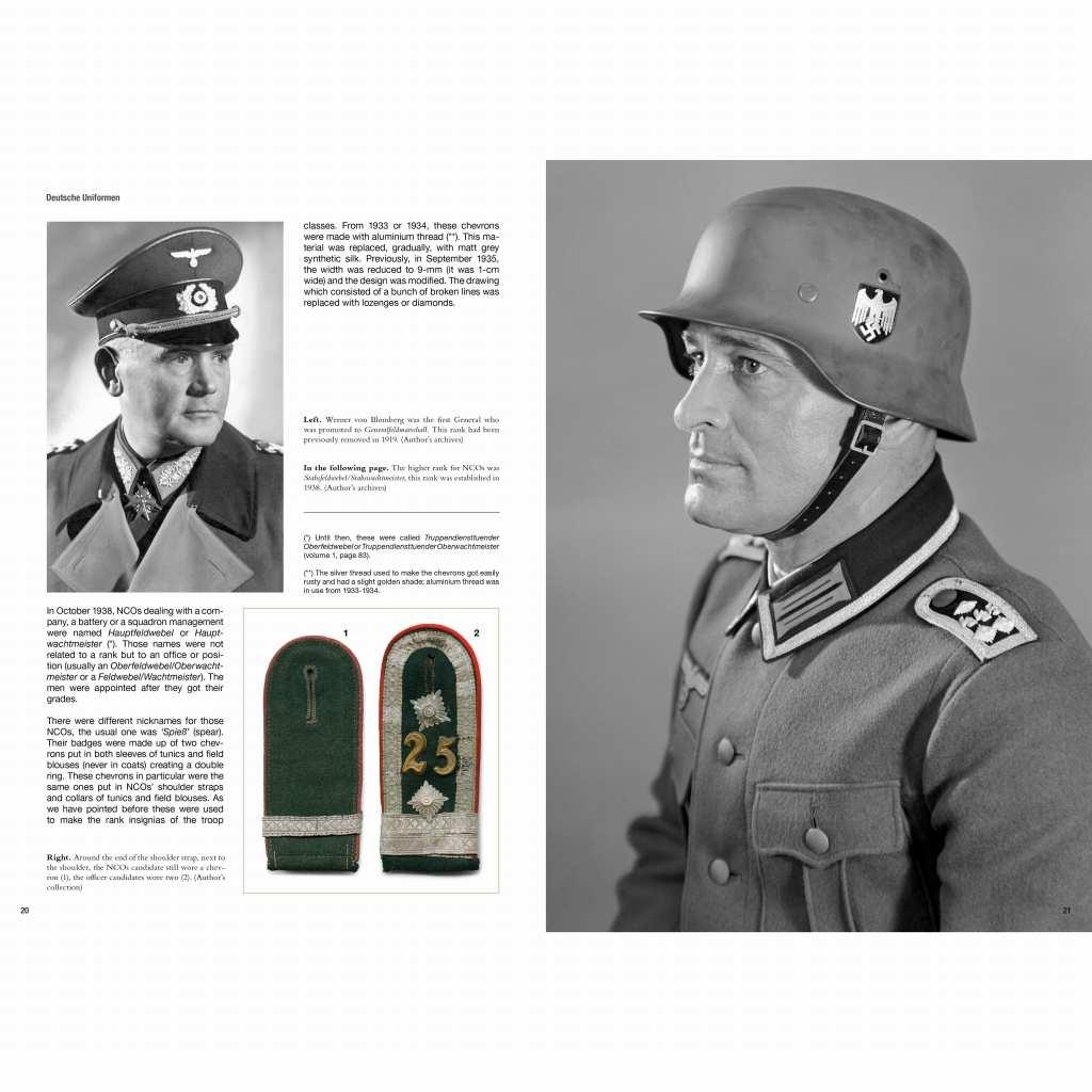 【新製品】ABT738 ドイツ軍のユニフォーム Vol.II 1935-1945