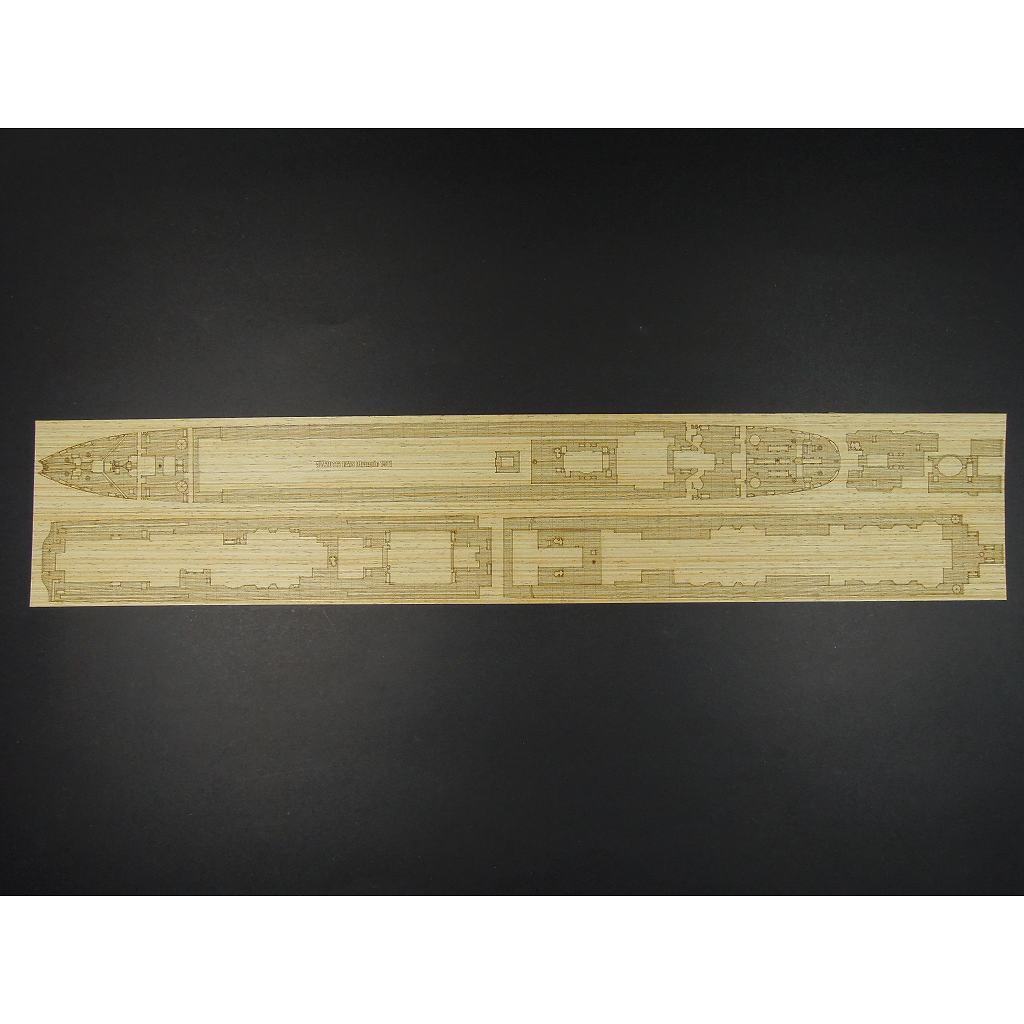 AW20112 英客船 オリンピック 1911用 木製甲板