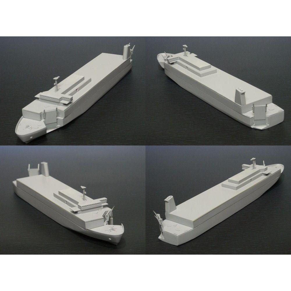 MC-CS-10 内航貨物船 13000GT型RORO貨物船