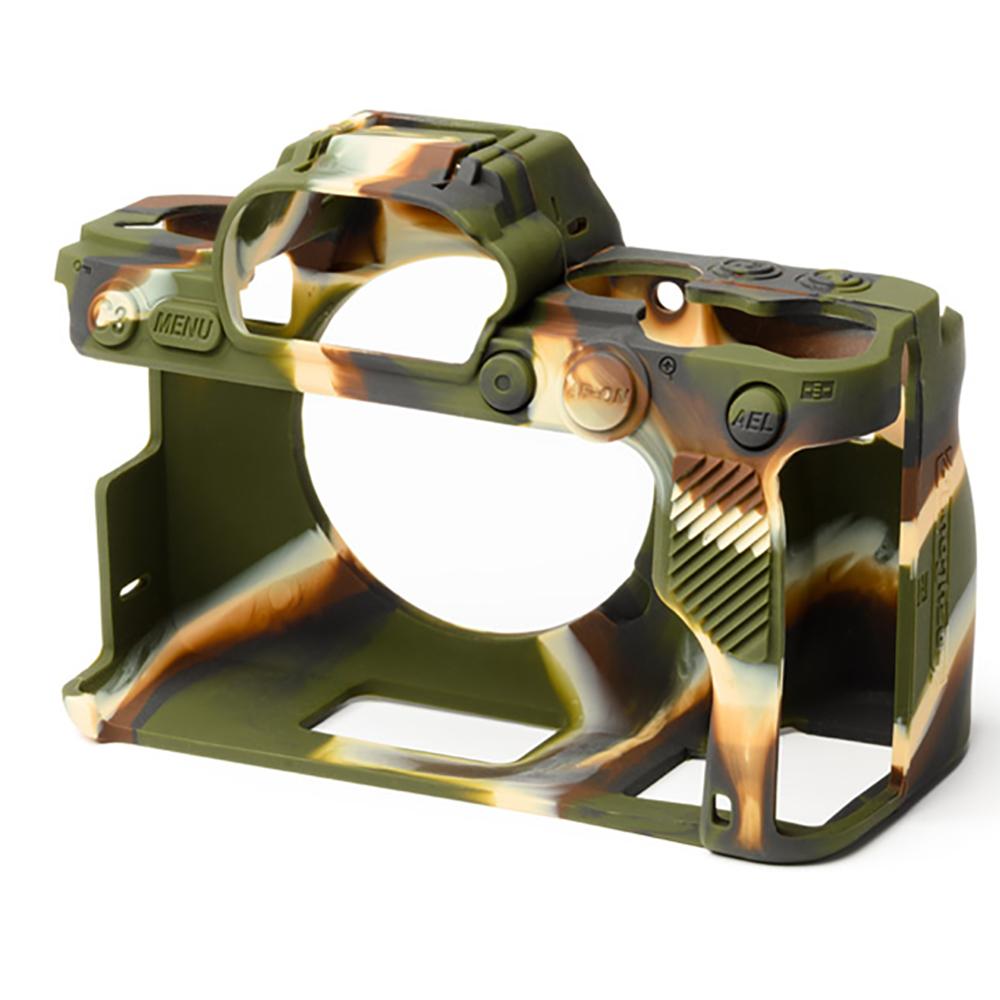 イージーカバー SONY α7R4 / α9 II 用 カモフラージュ