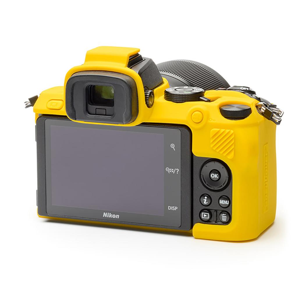 イージーカバー Nikon Z50 用 イエロー