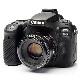イージーカバー Canon EOS 90D 用 ブラック 液晶保護フィルム付属