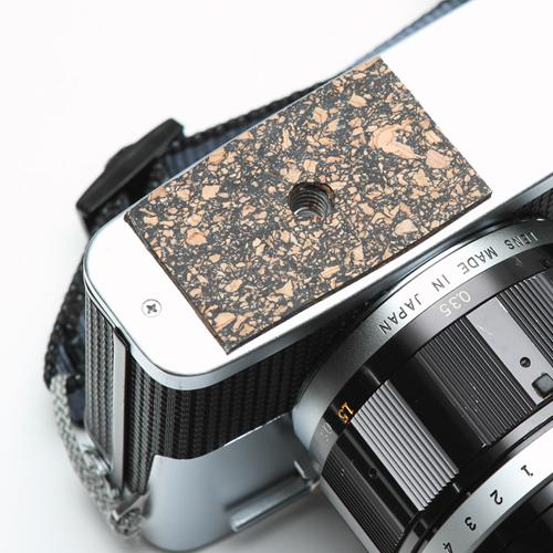 カメラアクセサリー用コルク