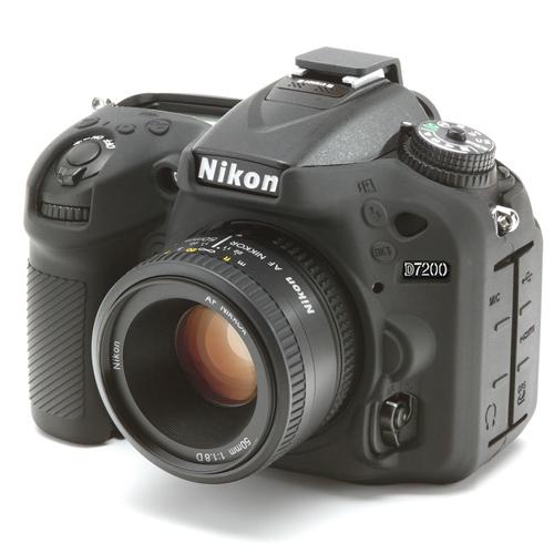 イージーカバー Nikon D7100 & D7200 用 ブラック