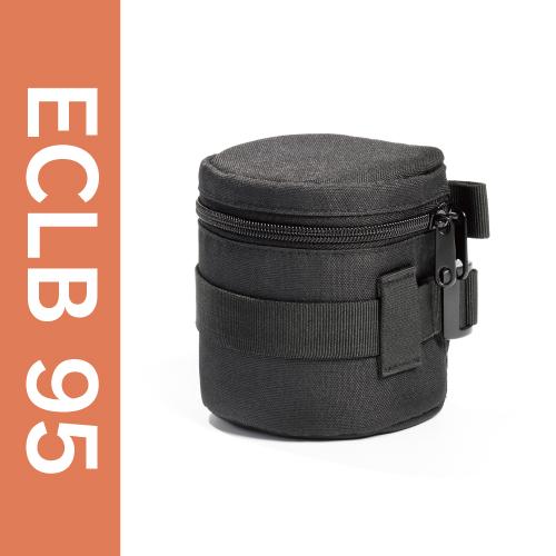 イージーカバー レンズバッグ【ブラック】 ECLB95