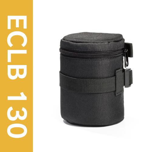 イージーカバー レンズバッグ【ブラック】 ECLB130