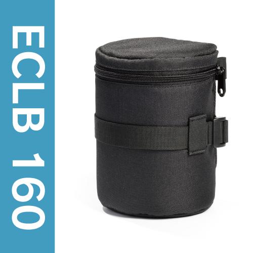 イージーカバー レンズバッグ【ブラック】 ECLB160
