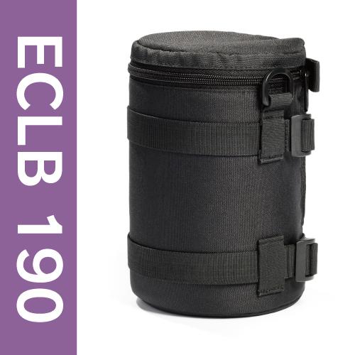 イージーカバー レンズバッグ【ブラック】 ECLB190