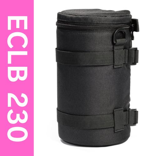 イージーカバー レンズバッグ【ブラック】 ECLB230