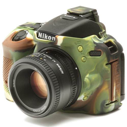 イージーカバー Nikon D5500 用 カモフラージュ