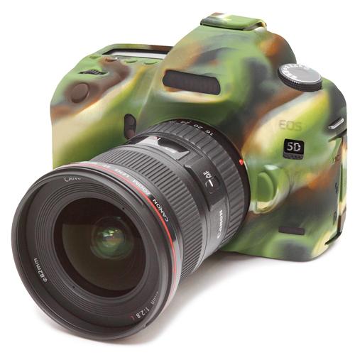 イージーカバー Canon EOS 5D Mark2 用 カモフラージュ