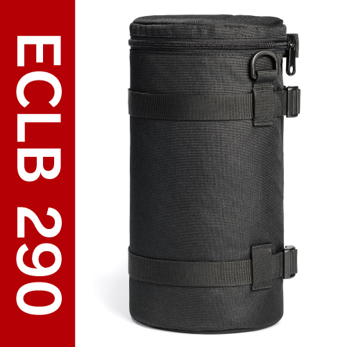 イージーカバー レンズバッグ【ブラック】 ECLB290