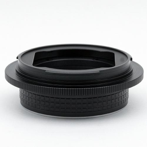 Rayqual 日本製レンズマウントアダプター<FUJI GFX 50Sマウントボディ>オリンパスOMレンズ/OM-GFX
