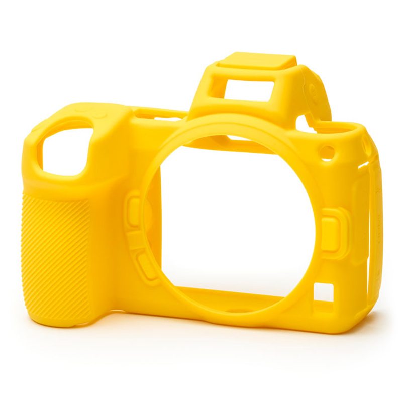 イージーカバー Nikon Z5 用 イエロー