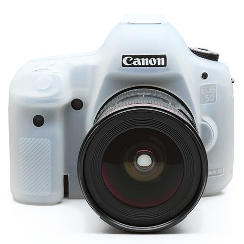 イージーカバー Canon EOS 5DS / 5Ds R / 5D Mark3  用 限定カラー・クリア