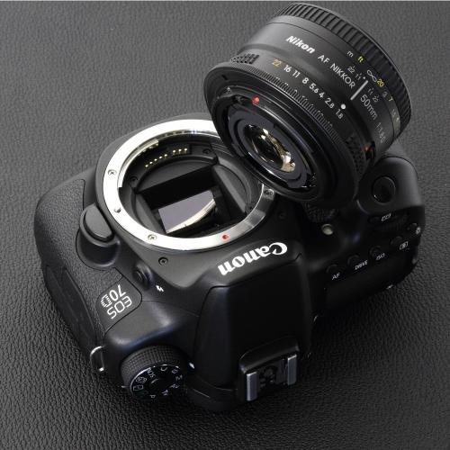 Rayqual 日本製レンズマウントアダプター<EOSマウントボディ> Pentax K レンズ/PK-EOS