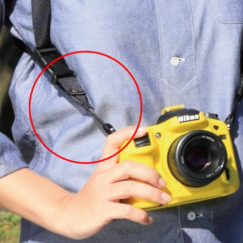 アクティブカメラストラップ追加キット カメラ取り付けパーツ<2セット入り>