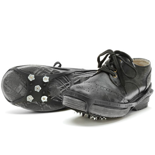突然の雪に!どんな靴にも装着できるスリップガード<Sサイズ>