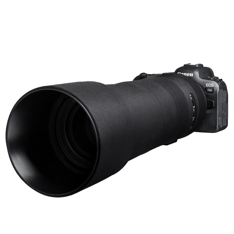 イージーカバー レンズオーク キヤノン RF800mm F11 IS STM 用 ブラック