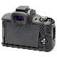 イージーカバー Canon EOS Kiss M 用 ブラック