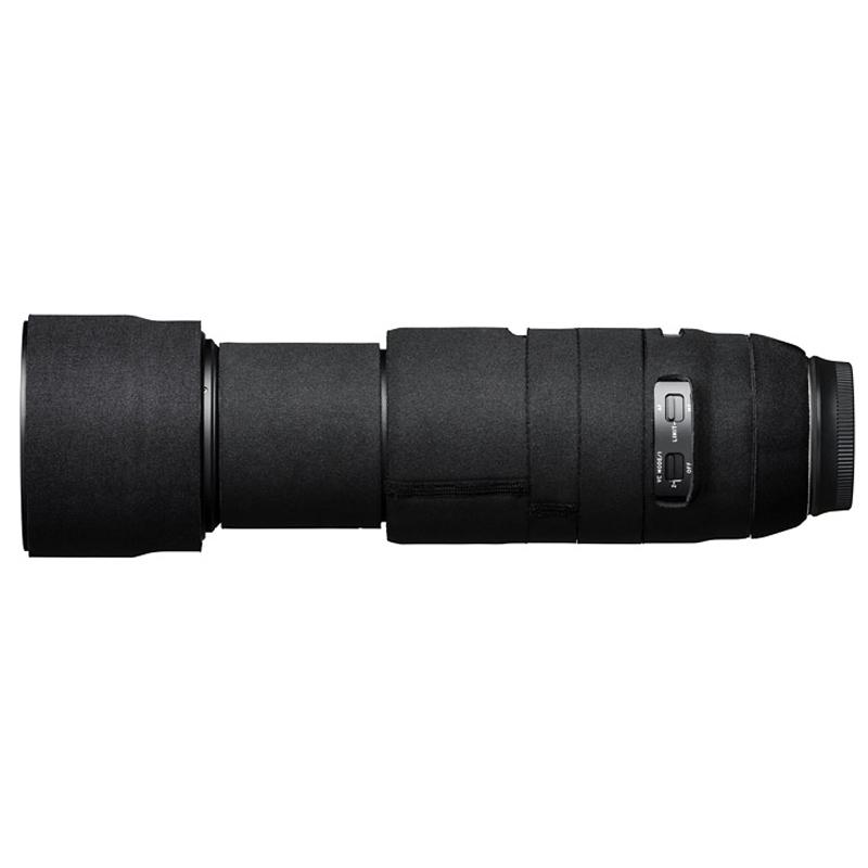 イージーカバー レンズオーク タムロン 100-400mm F/4.5-6.3 Di VC USD 用 ブラック