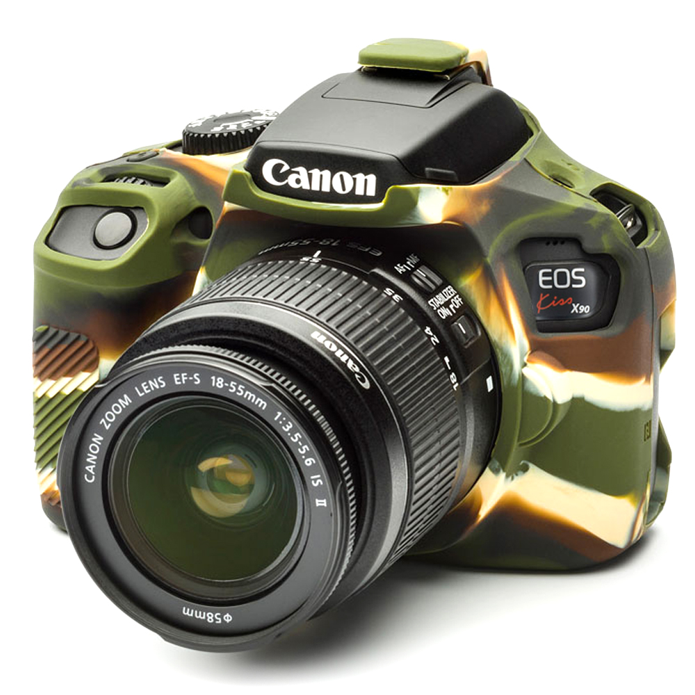 Canon EOS Kiss X90 用 カモフラージュ