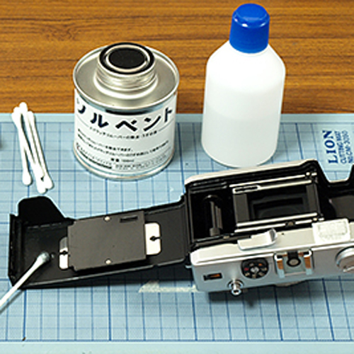カメラ内面反射防止フォーム のりなし全判 2.0ミリ(厚み) 500x500(大きさ)