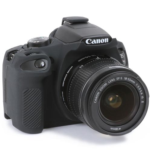 イージーカバー Canon EOS Kiss X80 用 ブラック