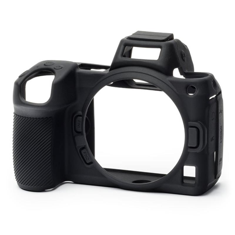 イージーカバー Nikon Z7 II 用 ブラック 液晶保護フィルム付属