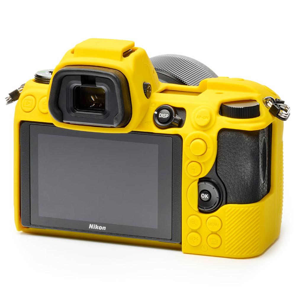 イージーカバー Nikon Z6 / Z7 用 イエロー 液晶保護フィルム付属