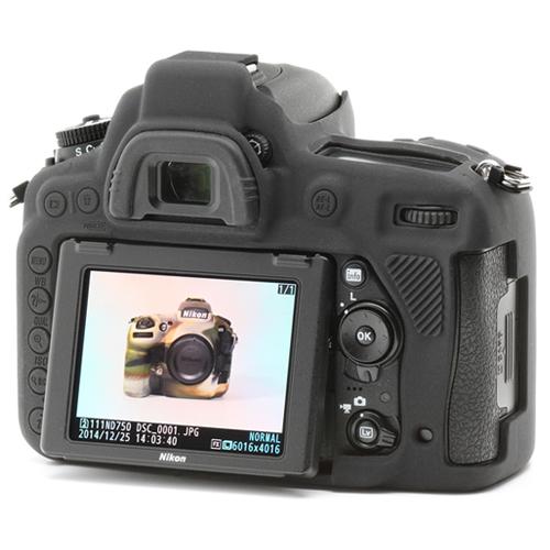 イージーカバー Nikon D750 用 ブラック