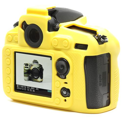 イージーカバー Nikon D810 用 イエロー