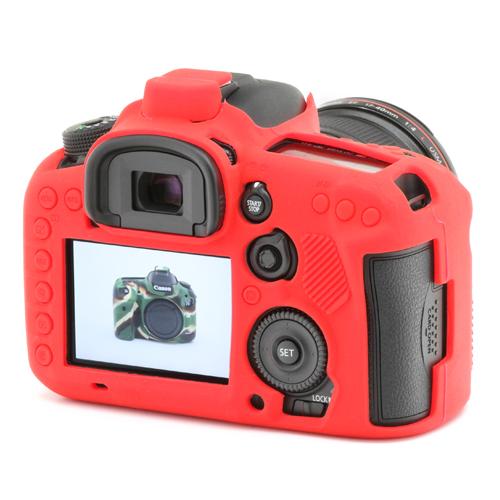 イージーカバー Canon EOS 7D Mark2 用 レッド