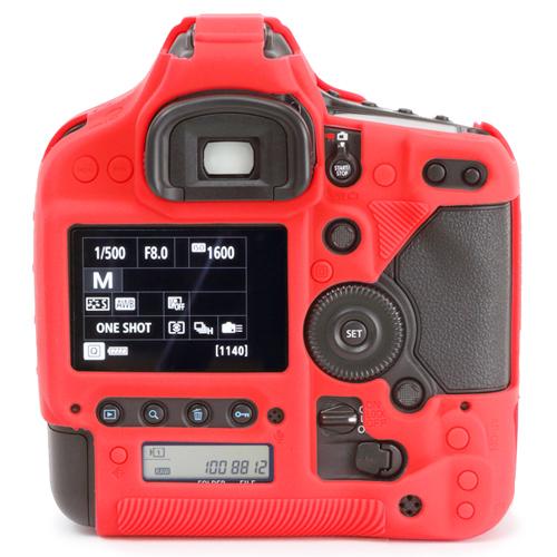 イージーカバー Canon EOS-1D X / 1D X Mark II 用 レッド