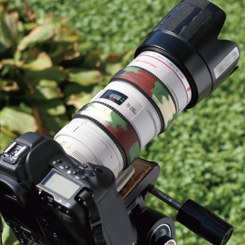 イージーカバー レンズリング2個セット【ブラック】