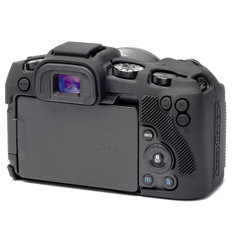 イージーカバー Canon EOS RP 用 ブラック 液晶保護フィルム付属