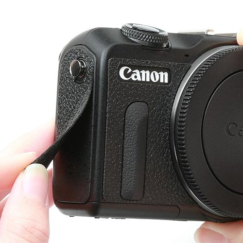 キャノン EOS M2 用張り革キット 4040 EOS1 タイプ
