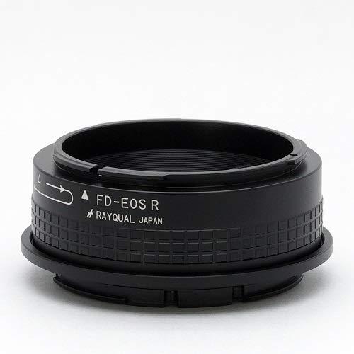 Rayqual 日本製レンズマウントアダプター<EOSRFマウントボディ>キヤノンFDレンズ/FD-EOSR