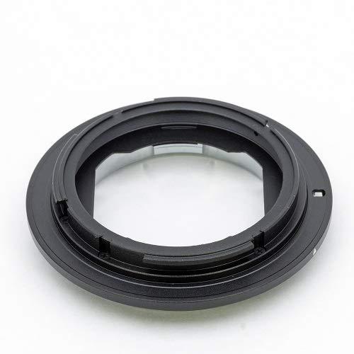 Rayqual 日本製レンズマウントアダプター<EOSRFマウントボディ>ライカMレンズ/LM-EOSR
