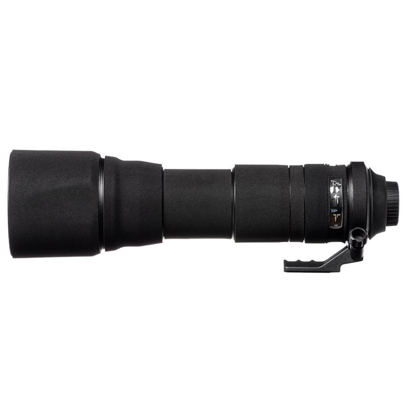 イージーカバー レンズオーク タムロン 150-600mm f/5-6.3 Di VC USD AO11 用 ブラック