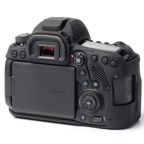 イージーカバー Canon EOS 6D Mark2 用 ブラック