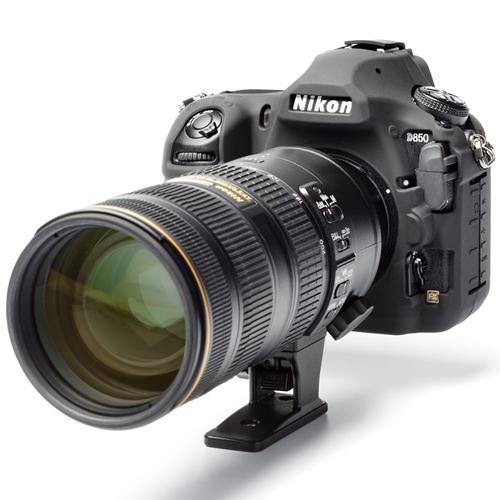イージーカバー Nikon D850 用 ブラック