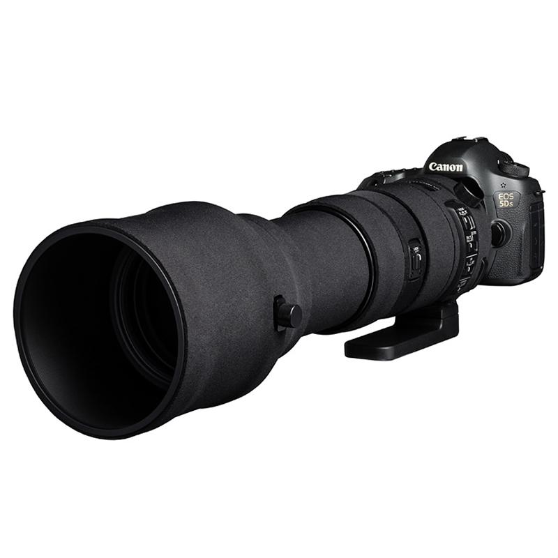 イージーカバー レンズオーク シグマ 150-600mm F5-6.3 DG OS HSM Sport 用 ブラック